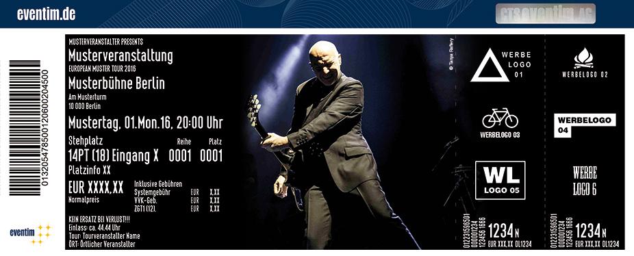 Karten für Midge Ure mit Band Electronica in Frankfurt
