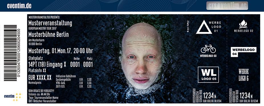 Karten für Mister Me: Zeit bleibt Zeit - Tour 2017 in Dresden