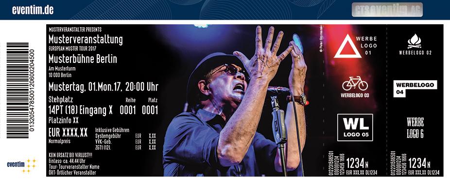 Karten für Mitch Ryder - Live 2018 in Nürnberg