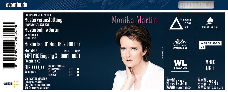 Monika Martin Karten für ihre Events 2017