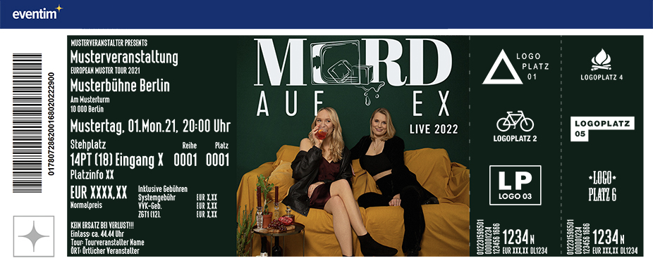 MORD AUF EX - Live 2022