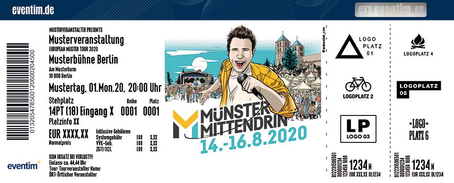 Felix Jaehn | Münster Mittendrin