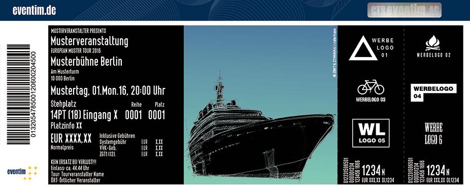 Karten für Krimidinner von ZIMT & ZYANKALI: Nastrovje, Beluga! Krimi-Theater inkl. 4-G.-Menü in Ravensburg