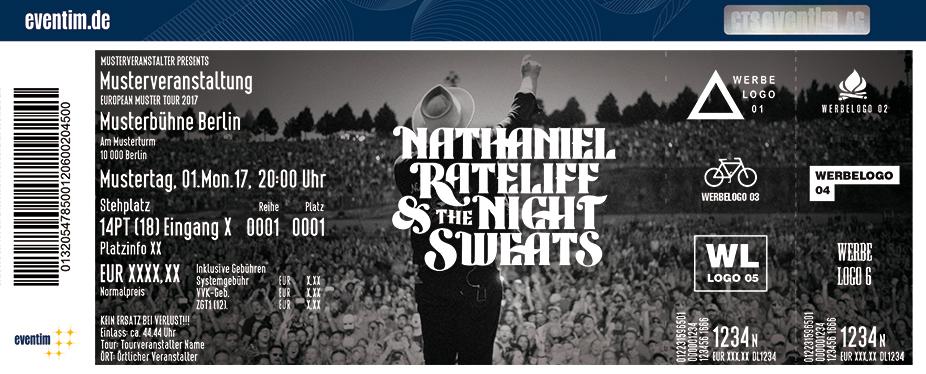Nathaniel Rateliff Karten für ihre Events 2018