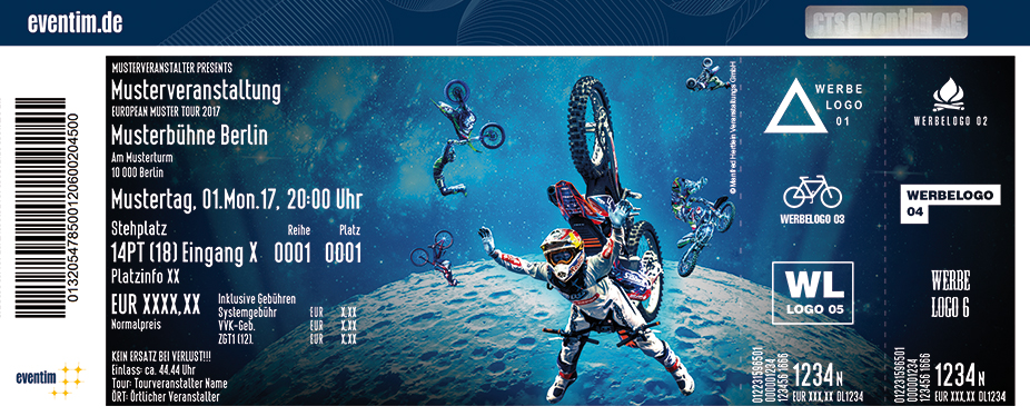 Karten für Night of the Jumps 2018 in Berlin