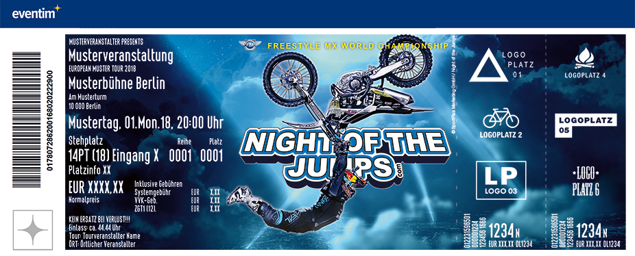Night Of The Jumps 2019