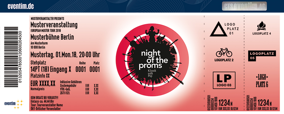 Premium Package - Night of the Proms