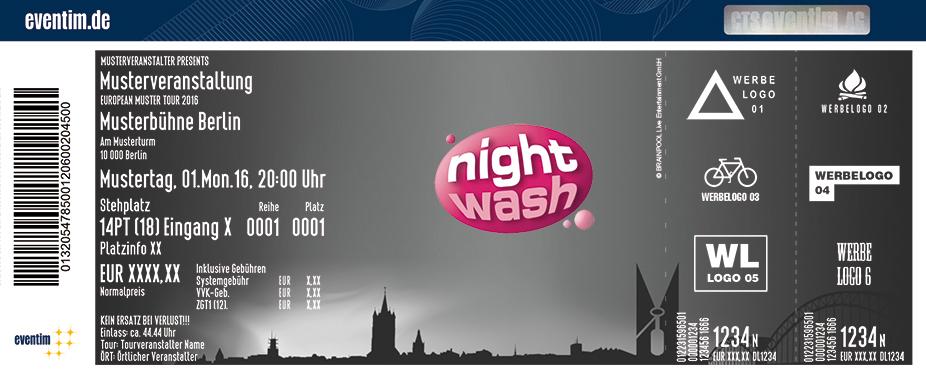 Karten für NightWash Live in Schleswig