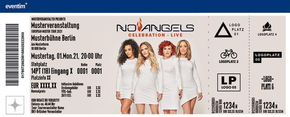 No Angels - Celebration Live