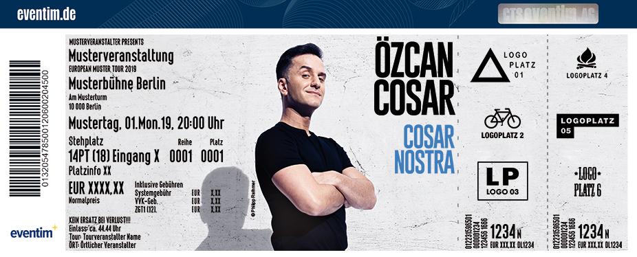 Özcan Cosar: Cosar Nostra - Organisierte Comedy