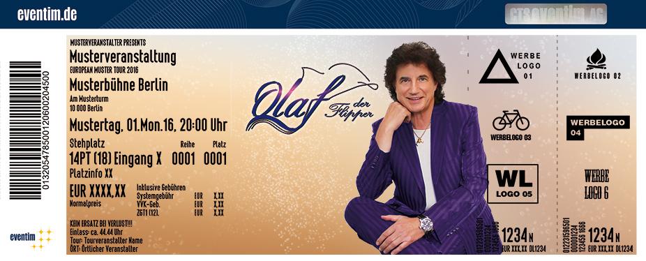 Olaf Malolepski Karten für ihre Events 2017