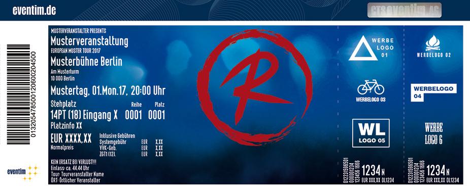 Uelzen Open R Karten für ihre Events 2018