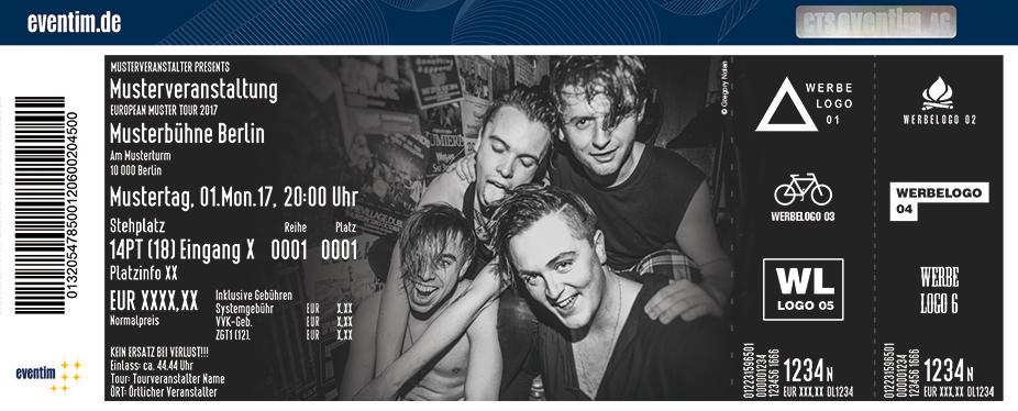 Karten für Otherkin in Wien