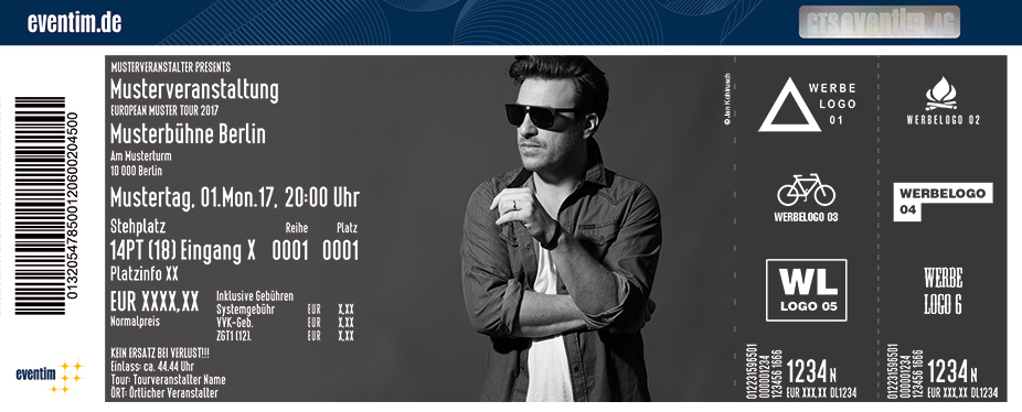 Karten für Parov Stelar - Live 2018 in Esch Alzette / Luxemburg