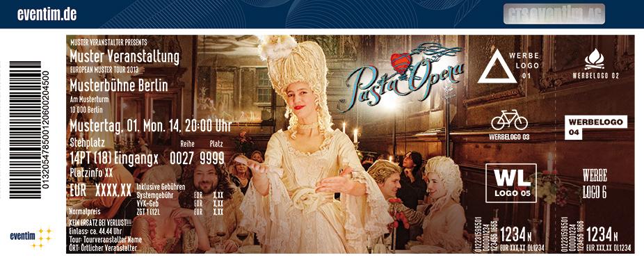 Karten für Pasta Opera präsentiert von WORLD of DINNER in München