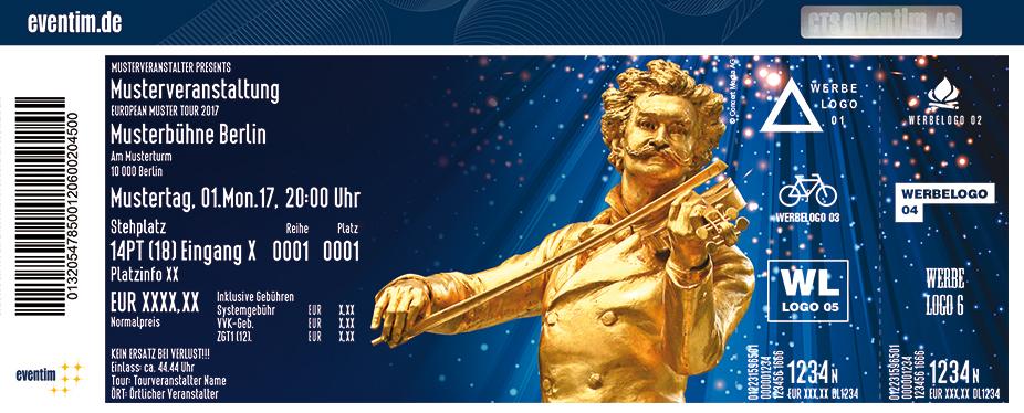 Karten für Operetten-Gala: Dein ist mein ganzes Herz |  Ungarisches Sinfonie-Orchester - Weihnachtskonzert in Berlin