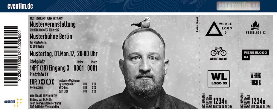 Karten für Philip Simon: Meisenhorst in Würzburg