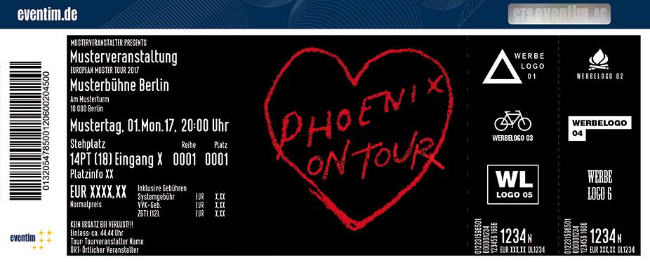 Karten für Phoenix in Hamburg