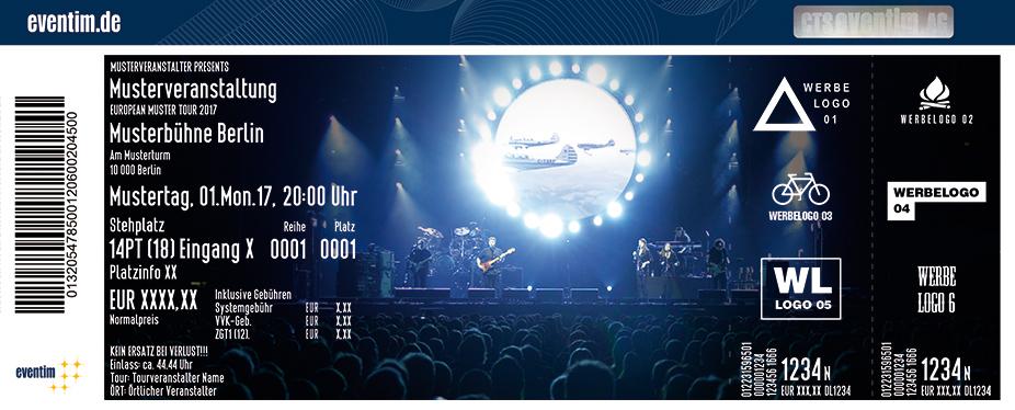 Karten für The Australian Pink Floyd Show in Leipzig