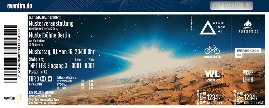 Karten für Michael Martin - Multivisionshow: Planet Wüste - Abenteuer in Hitze und Eis in Gummersbach
