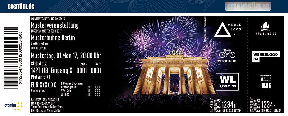 Silvester Ticket Berlin Karten für ihre Events 2017
