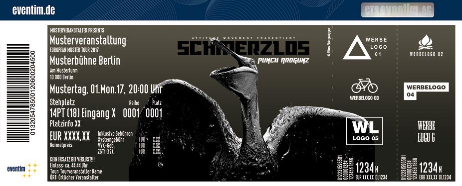 Karten für Punch Arogunz: Schmerzlos - Pre-Listening Tournee 2017 in Leipzig