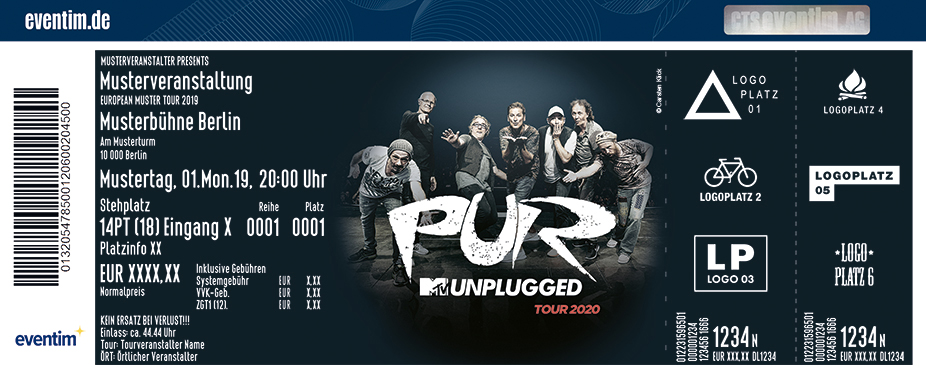 PUR - MTV Unplugged Tour 2020