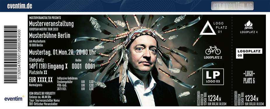 Rainald Grebe - Halleluja Berlin - Das Konzertspektakel
