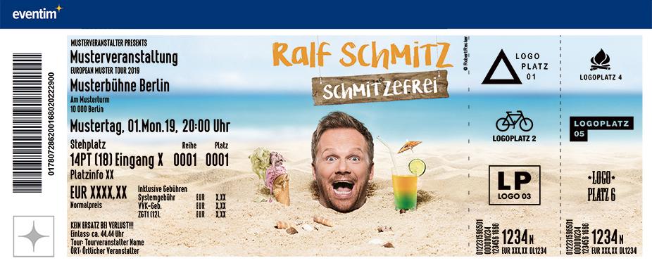 Ralf Schmitz - das neue Programm: SCHMITZEFREI