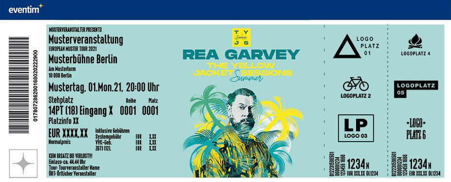 Rea Garvey - Open Air 2021