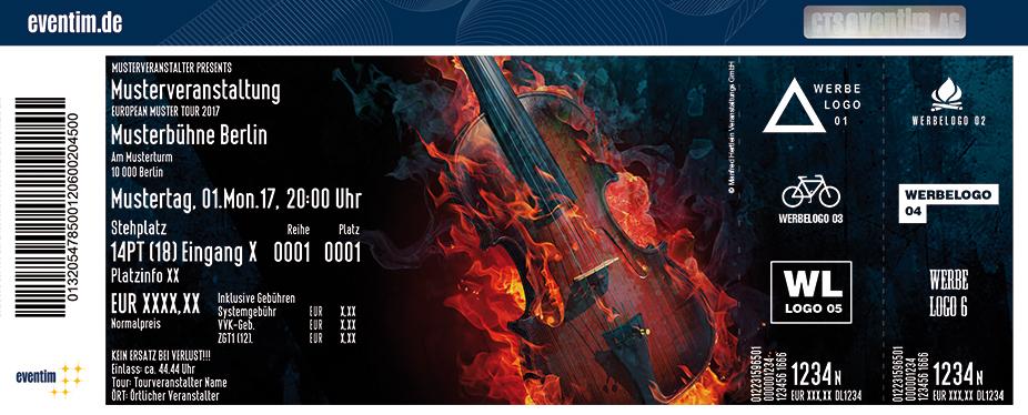 Karten für Rock Meets Classic in Basel / Schweiz