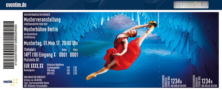 Karten für I. Russisches Ballettfestival in Berlin-Mitte