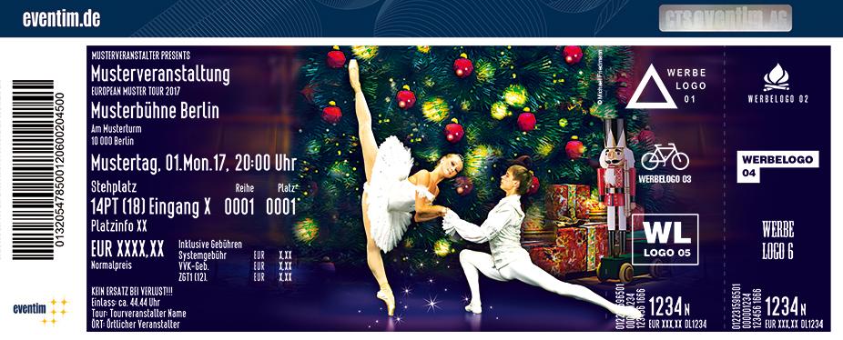 Russisches Klassisches Staatsballett - Konstantin Iwanow Karten für ihre Events 2017