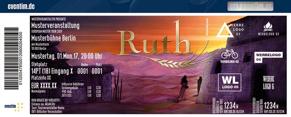 Karten für Ruth - Das Familienmusical in Hollabrunn