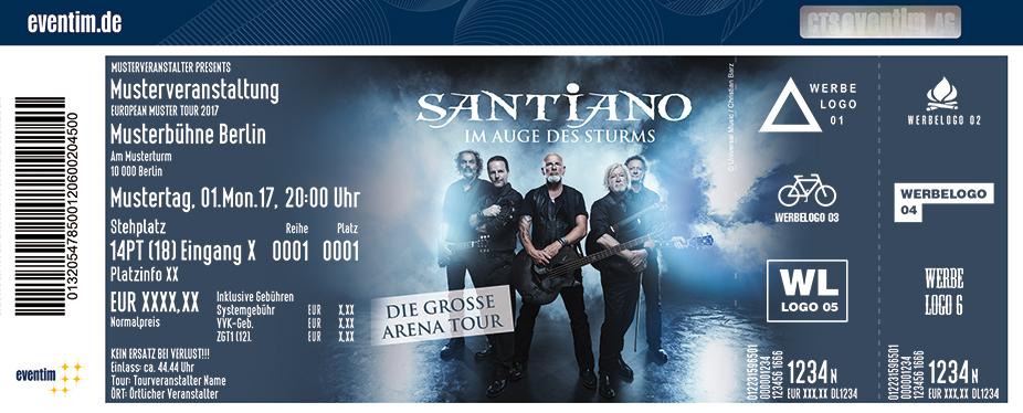 Karten für Santiano: Im Auge Des Sturms - Live 2018 in Berlin