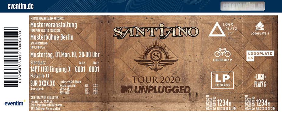 Santiano | MTV unplugged Tour 2020
