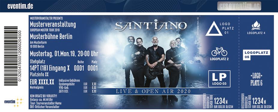santiano bad segeberg 2020