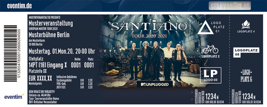 Santiano | MTV unplugged Tour 2021