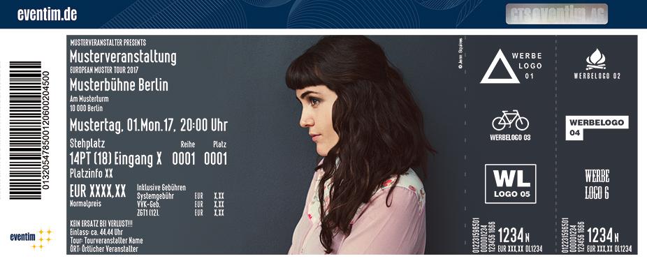 Karten für Sarah Jane Scouten in Hamburg
