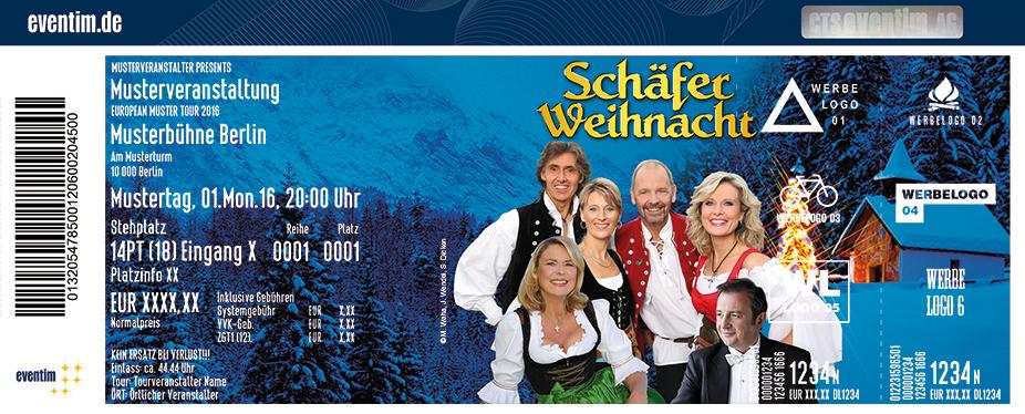 Karten für Schäferweihnacht 2017 in Heilbad Heiligenstadt