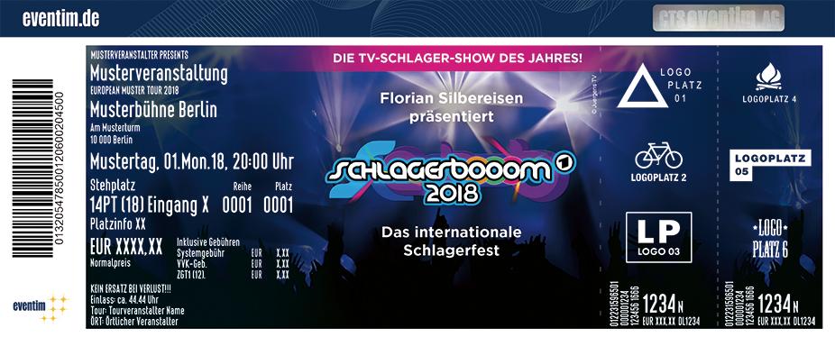 SCHLAGERBOOOM 2018 - Das internationale Schlagerfest in Dortmund