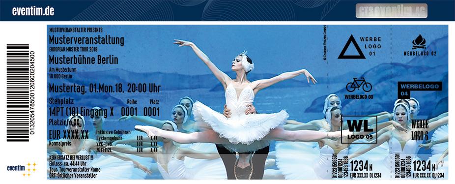 St. Petersburg Festival Ballet Karten für ihre Events 2018