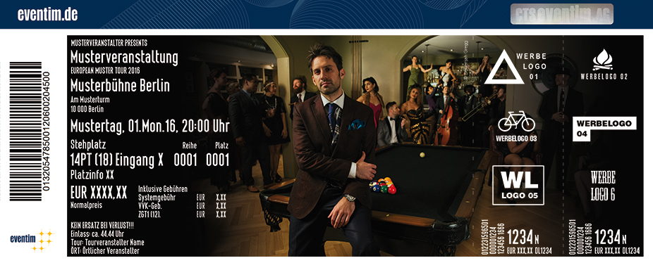 Karten für Scott Bradlee's Postmodern Jukebox in Heidelberg