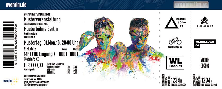 Karten für SDP: Die bunte Seite der Macht Tour 2017 in Wien