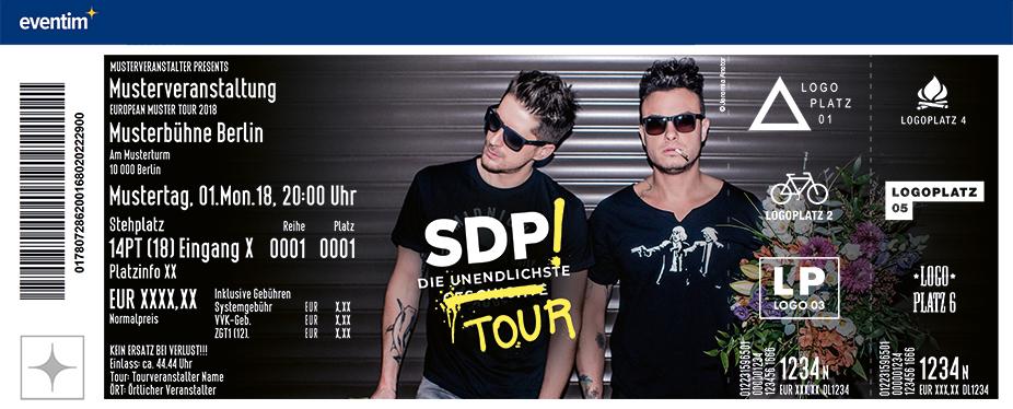 SDP - Die Unendlichste Tour 2021