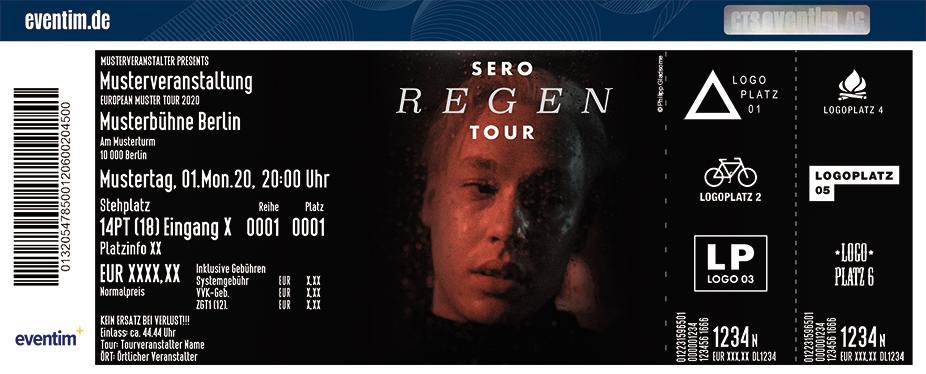 Sero - Regen Tour 2020