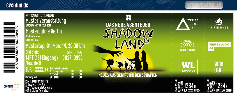 Pilobolus Dance Theatre Shadowland Karten für ihre Events 2017