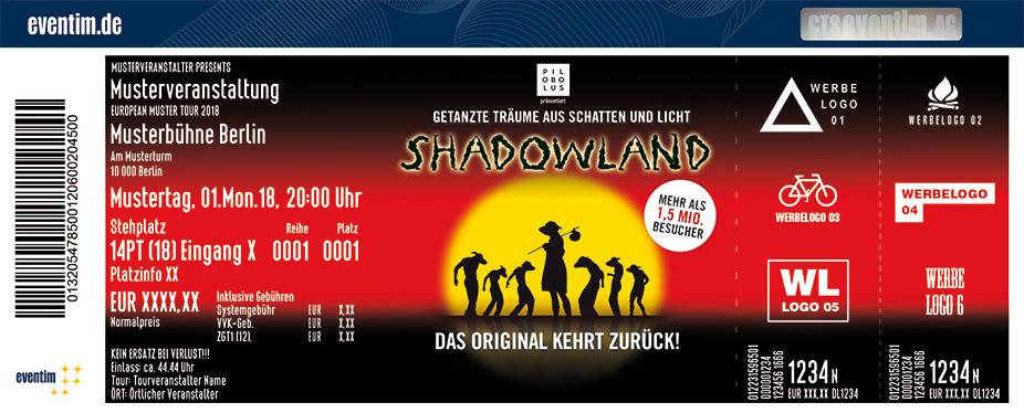 Pilobolus Dance Theatre Shadowland Karten für ihre Events 2018