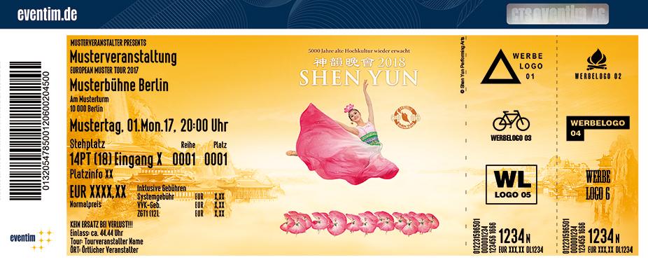 Karten für Shen Yun in Basel