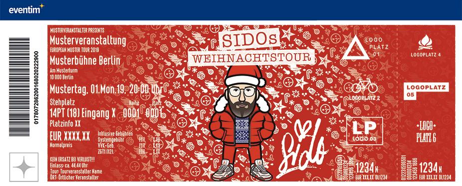 Sido & Gäste - Sidos Weihnachtsshow 2020